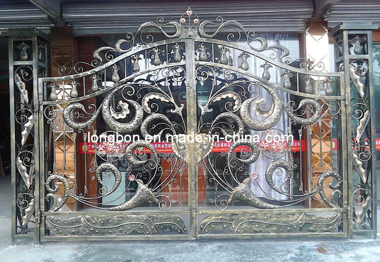 Modern Main Gate Design