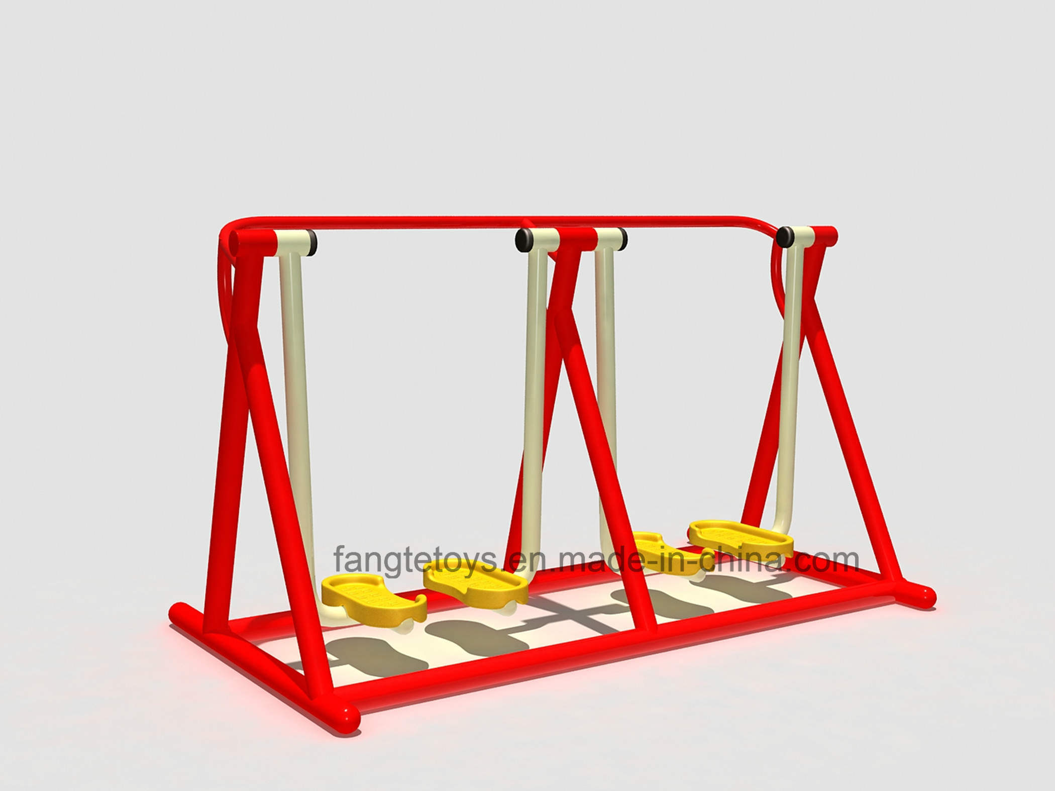 Outdoor Fitness Equipment Double Poles Rambler FT-Of335