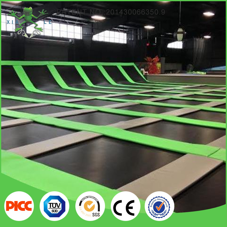 Xiaofeixia Customized Made Indoor Trampoline Park