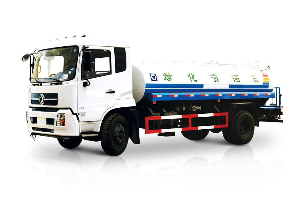 Water Spraying Truck 5cbm Tank Volume