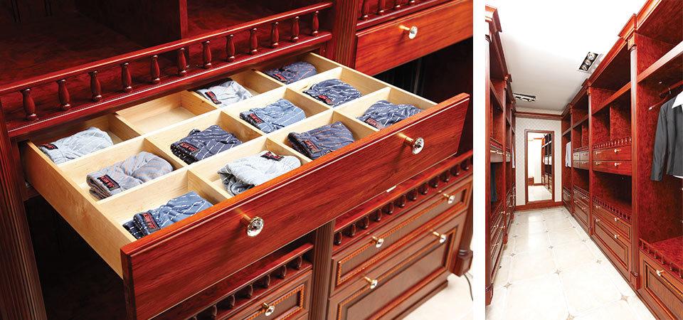 2014 Welbom Latested Solid Wood Wardrobe Design