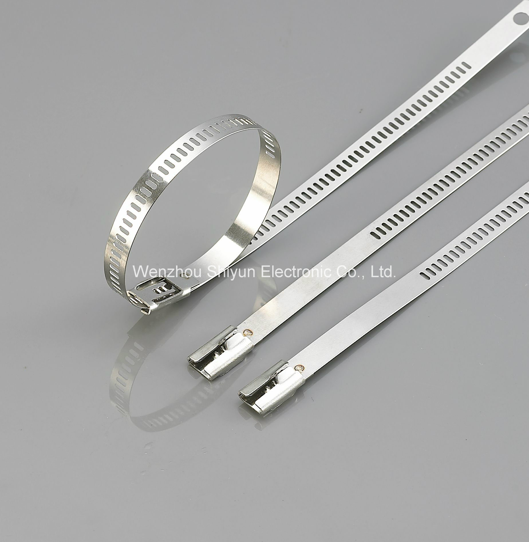 Stainless Steel Cable Ties Ss304 /Ss316 (Ball locked/L type)