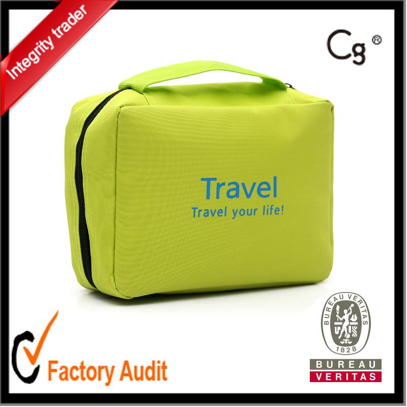 Hanging Toiletry Kit, Grooming Travel Bag Organizer, Toiletry Travel Shaving Bag