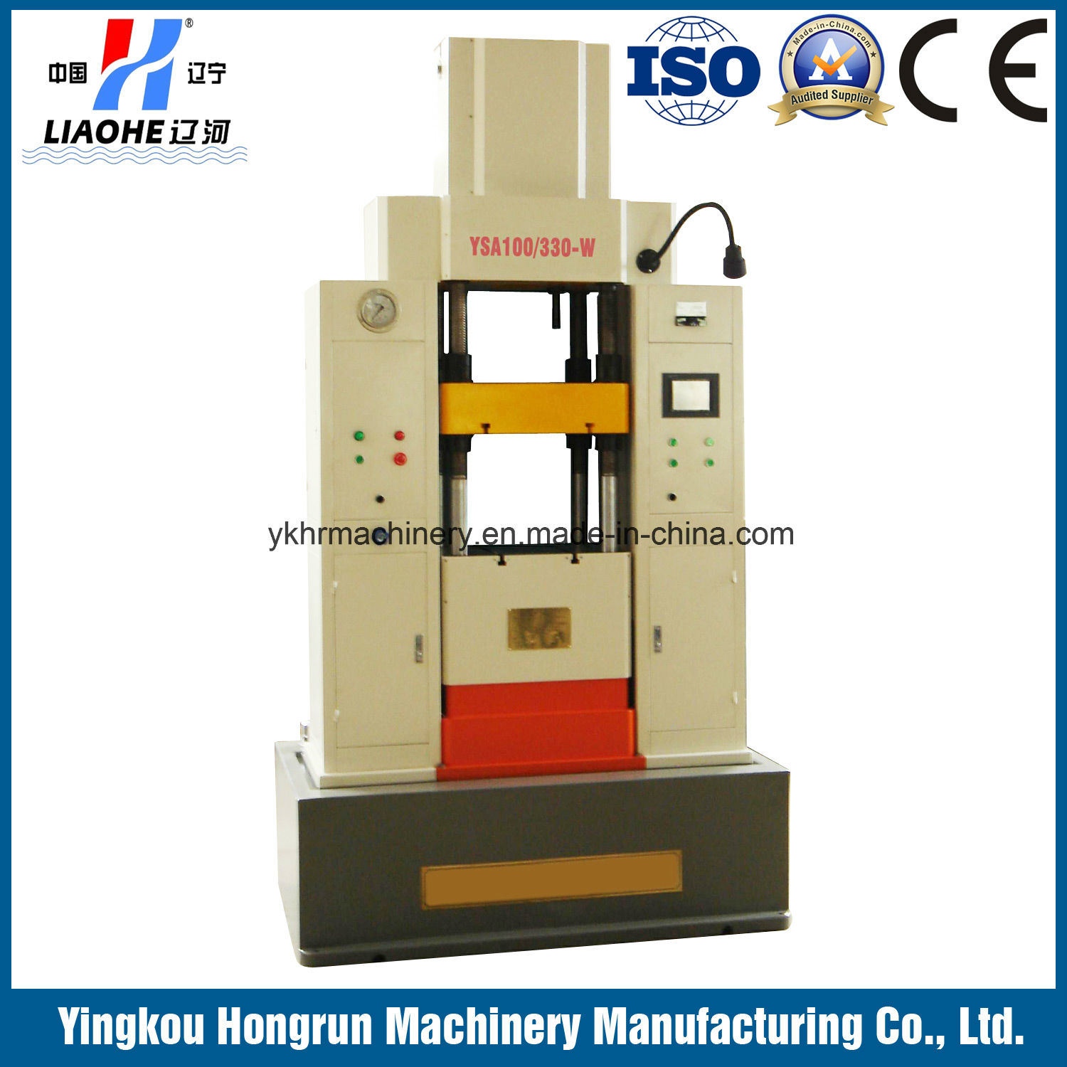 Hydraulic Double-Action Deep Drawing Machine