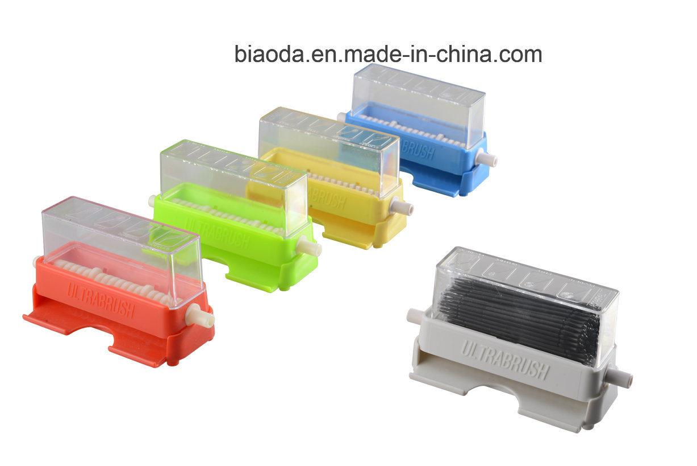 New Style! ! Dental Micro Applicator Dispenser/Dispensing Box Plastic Micro Brush Divider
