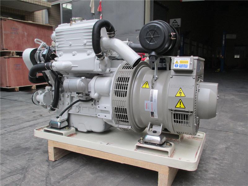 Stamford Powered Marine Diesel Generator
