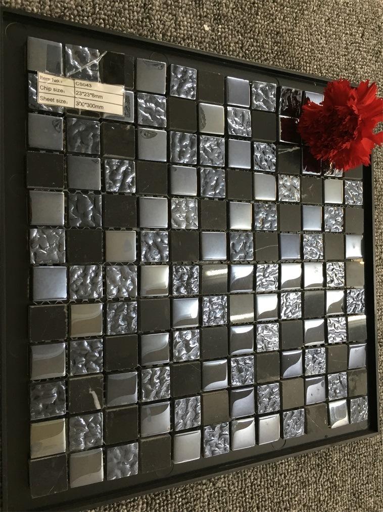 2015 Fashion Design Glass Mosaic