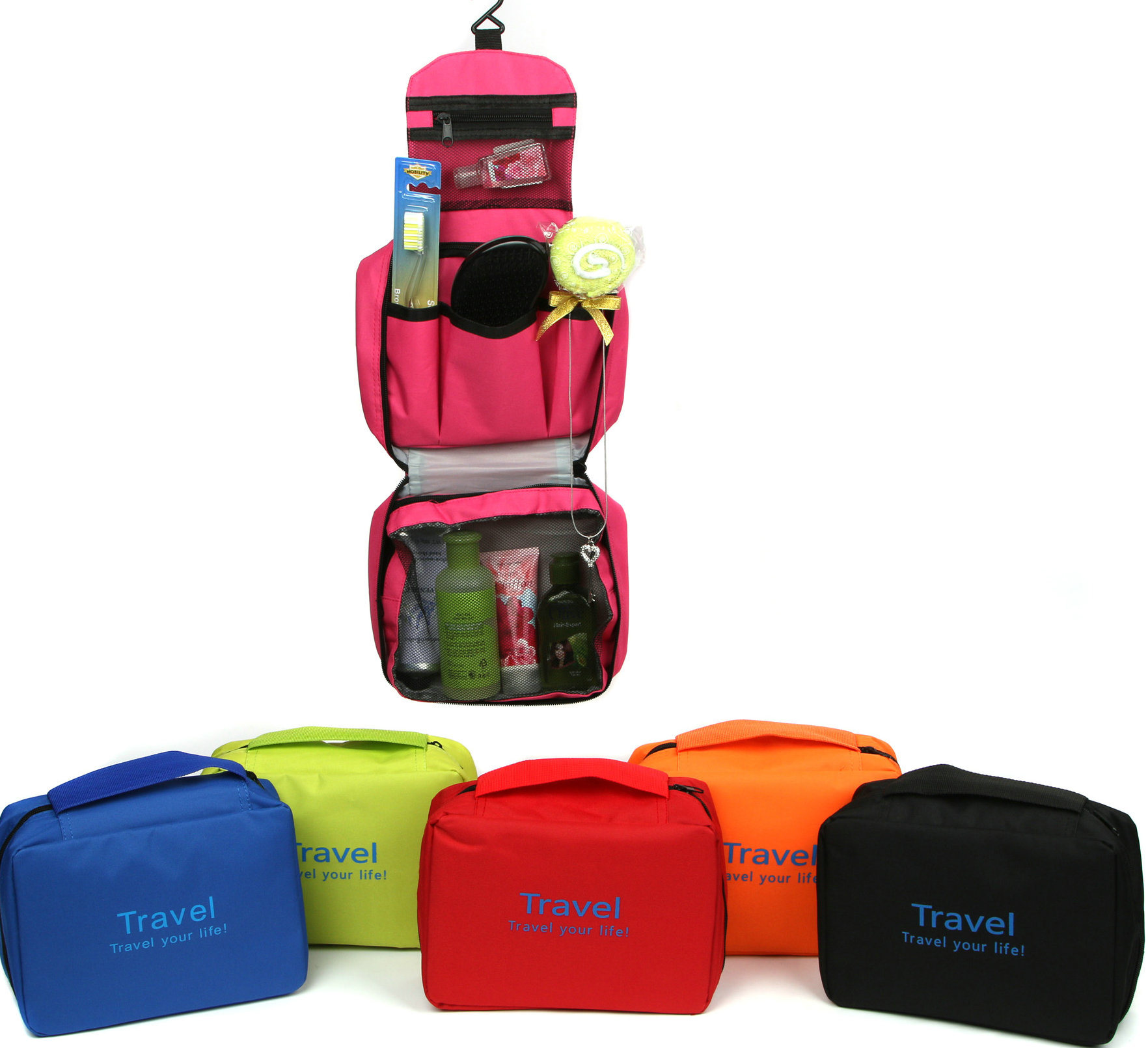 Storage Bag for Travel, Leisure Bag