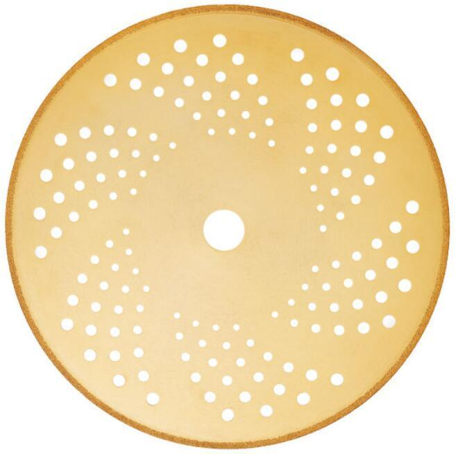 "8"" Vacuum Brazed Diamond Cutting Blade"