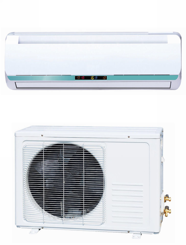 China split wall mounted air conditioner china air for Split wall