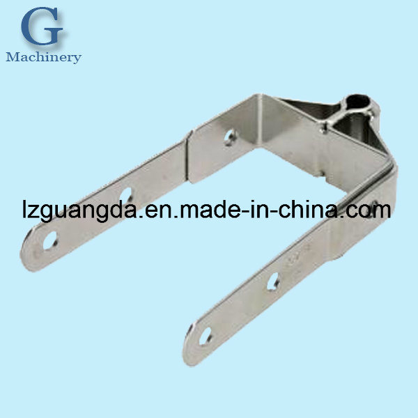 Custom Sheet Metal Deep Drawing Stamping Part for Sailing Boat
