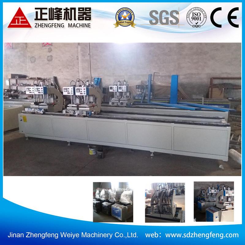 PVC Door and Window 4 Head Welding Machine