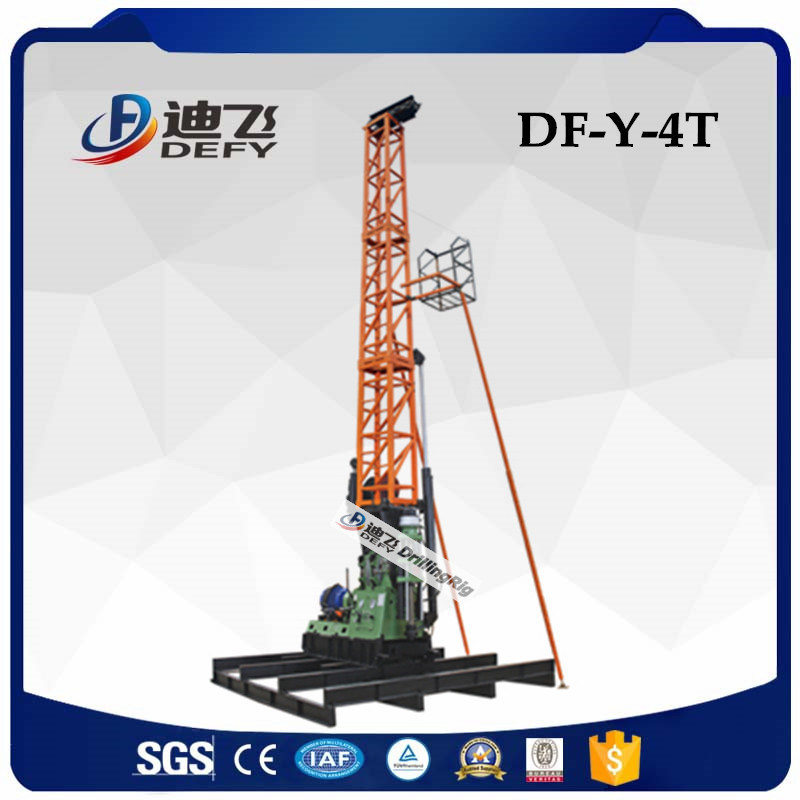 Df-Y-4t Core Drilling Rig with Spt Tools