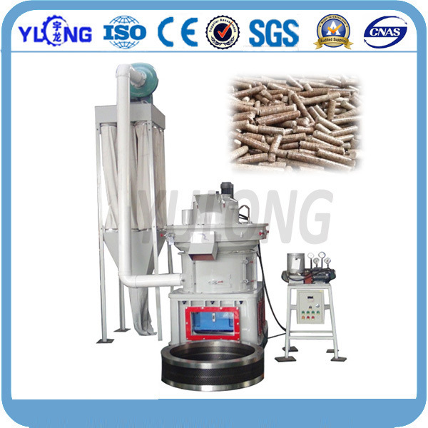 Biomass Sawdust Wood Pellet Press