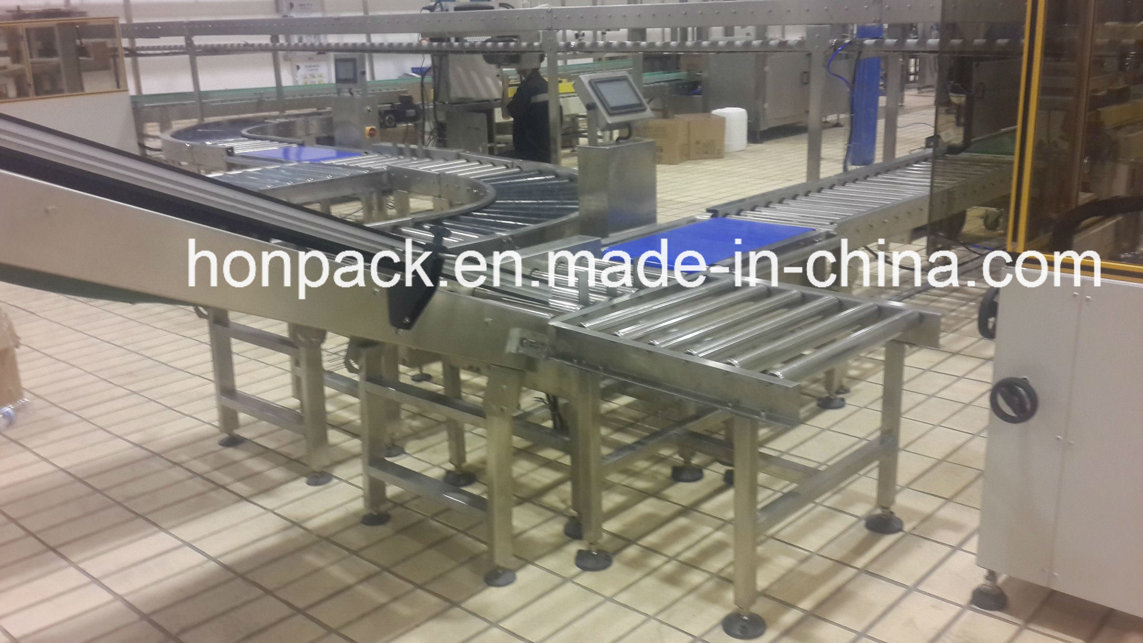 Checkweigher Hcw7040r