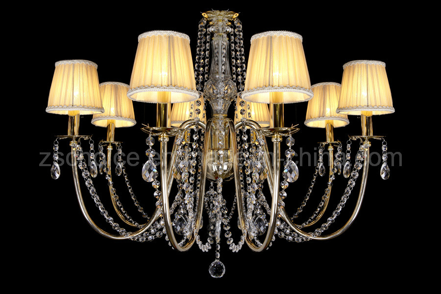 Unique Modern Crystal Chandelier Light Pendant (NO 8858-5)