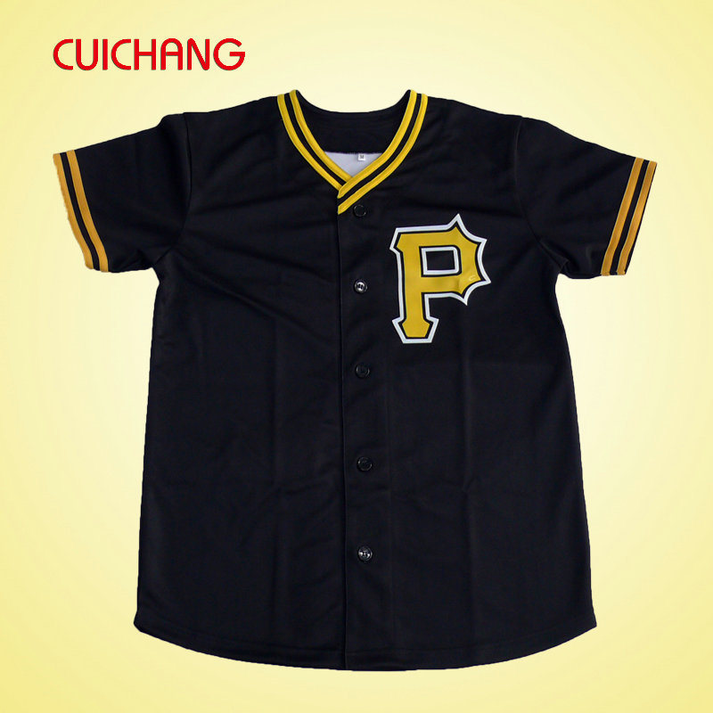 Wholesale Baseball Jersey/Uniform Custom Design with Low Price