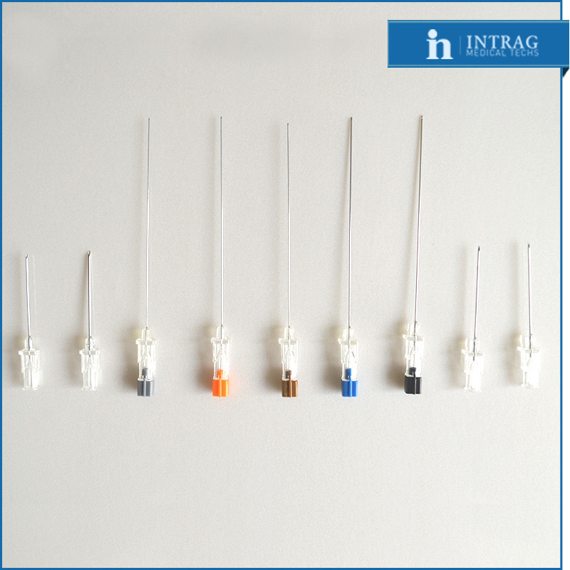 Epidural Needle with Huber Tip