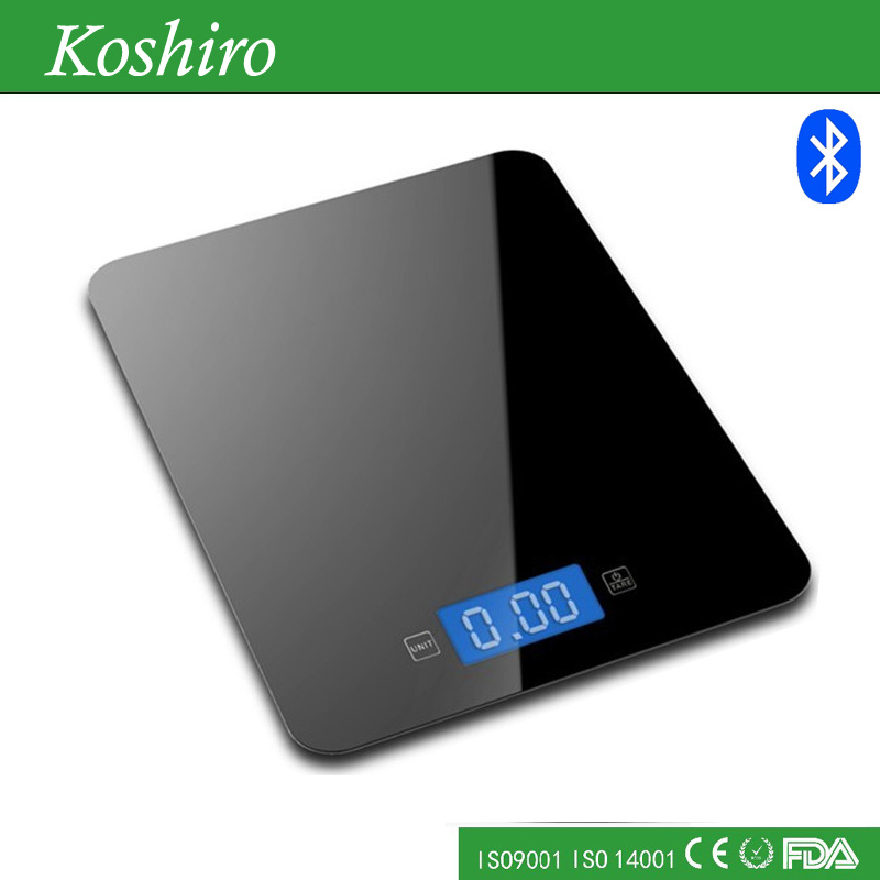 Bleutooth Smart Kitchen Food Scale