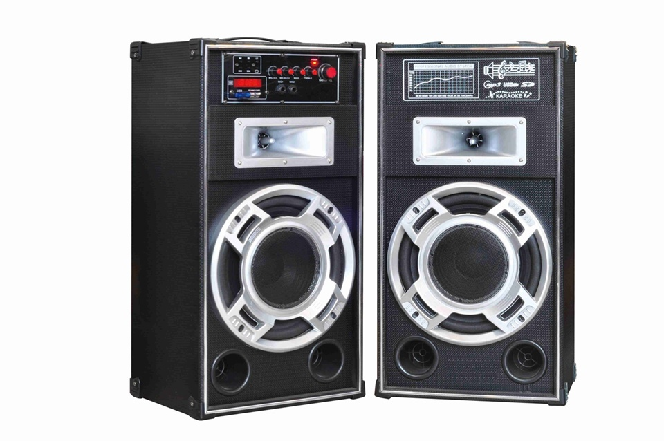 Professional Speaker USB Audio Amplifier 6010