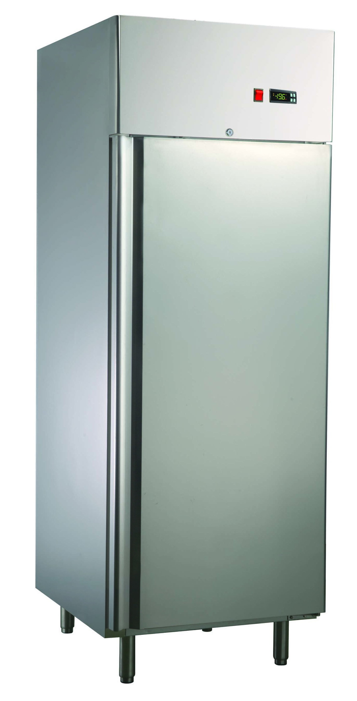 CE Approved High Quality Gn Upright Fridge (GN650C1)