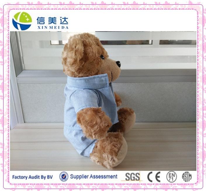 Custom Stuffed Animal Teddy Bear Kids Soft Children Plush Toys