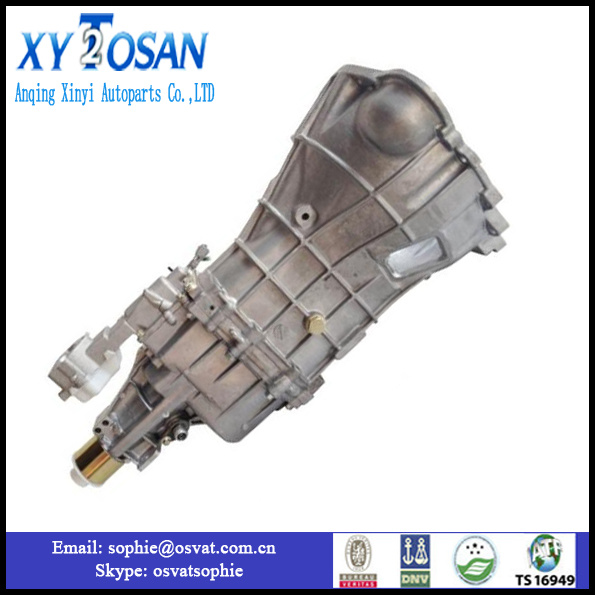 4j Transmission Assembly D-Max Petrol Engine Gearbox 4*2 D-Max/ Tfr55 for Isuzu Engine Type 4j Gear