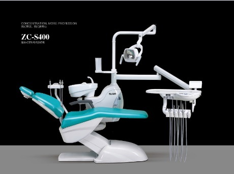 Good Quality Integral Dental Chair with Ce Approved (ZC-S400)