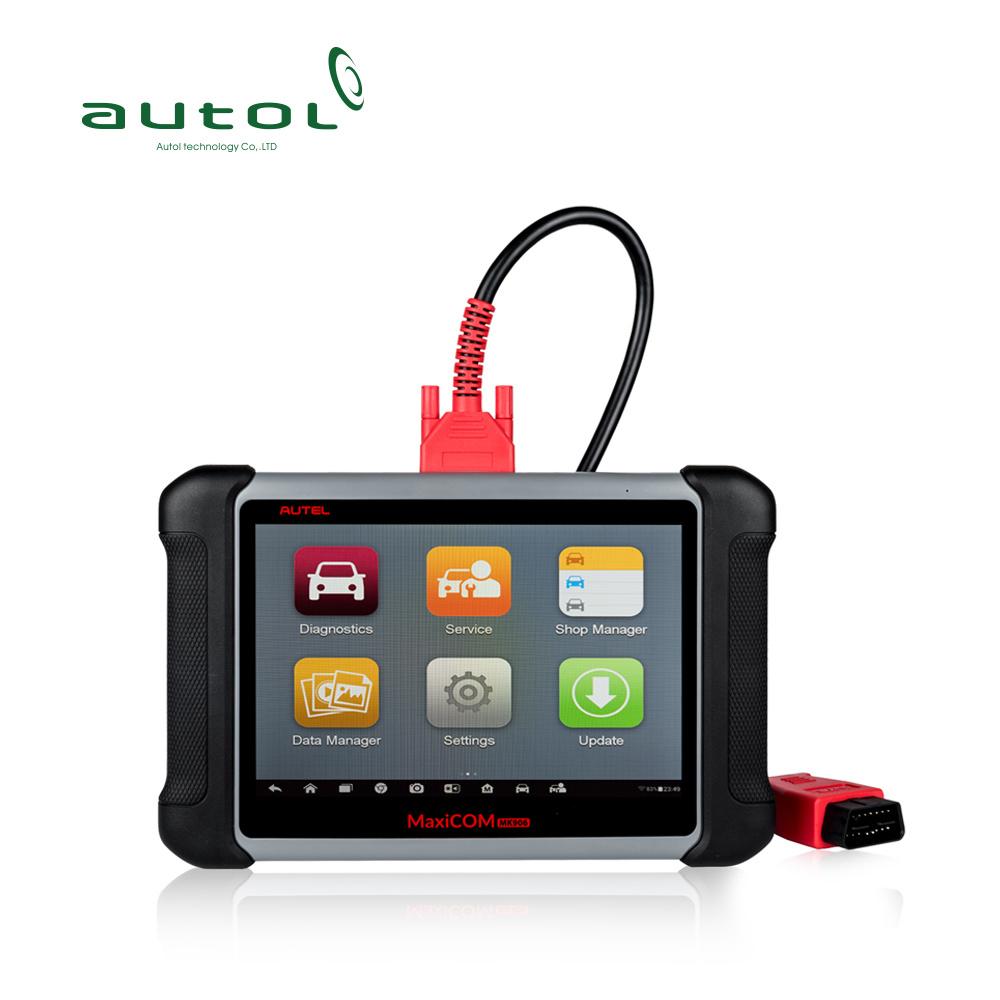 Newest Autel Maxicom Mk906 Best Auto Diagnostic Tool Same with Autel Maxisys Ms906 Next Generation of Autel Maxidas Ds708