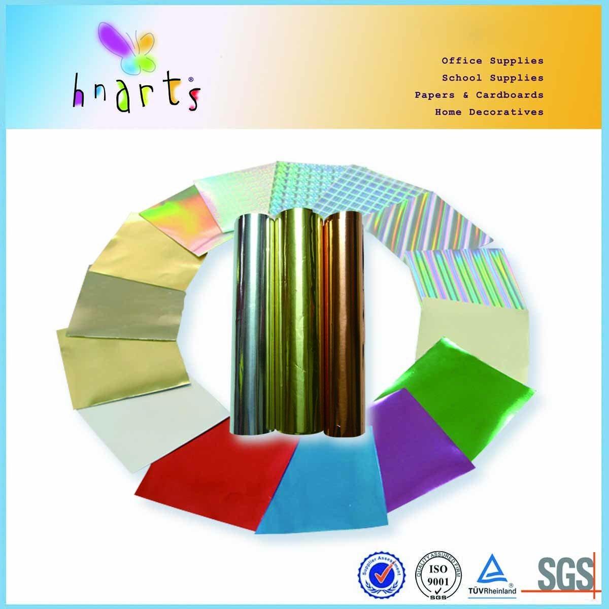 Aluminum Foil Paper Metallic Paper