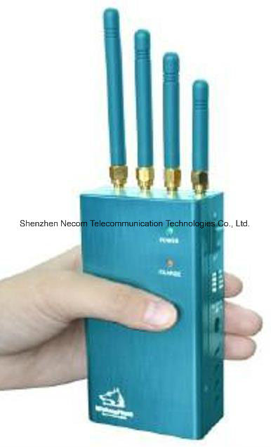 China New Product Supplier Smartphone Cell Phone Jammer, Professional High Quality Cell Jammer Phone with Sos and Battery - China Signal Jammer Blocker, Signal Jammer