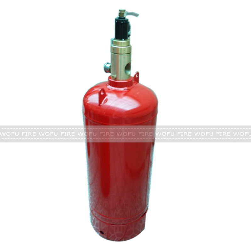 180L FM200 Fire Suppression Automatic Fire Fighting System