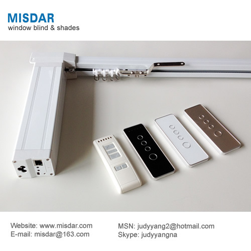 AC Curtain Motor for Motorized Curtain with Android iPhone Application