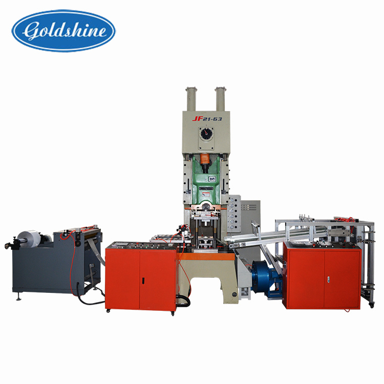 Aluminum Foil Tray Container Production Line