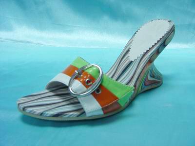 slippers for women. Summer Wood Slippers For Women