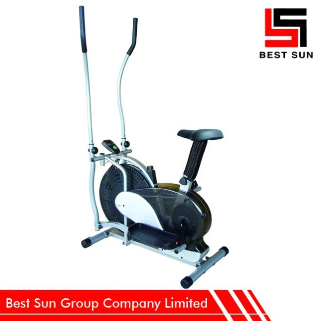 Health & Fitness Indoor Cycle Trainer with Seat