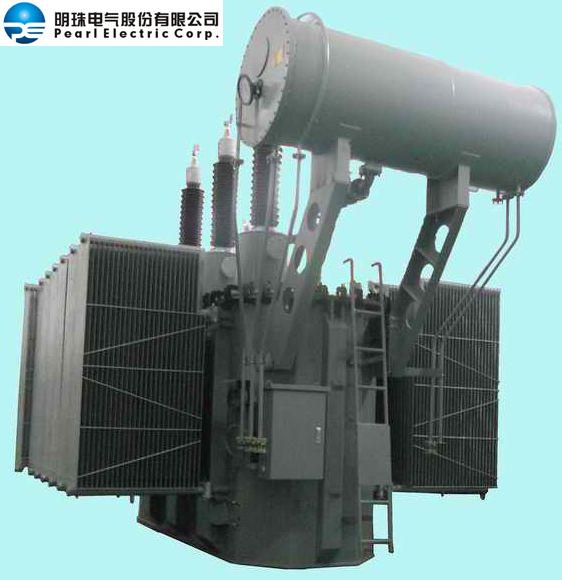 66kv Class Oil-Immersed Power Transformer