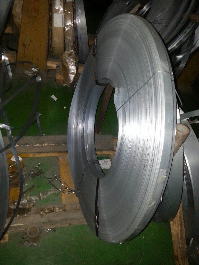 Prime Full Hard Cold Rolled Galvanized Steel Strip