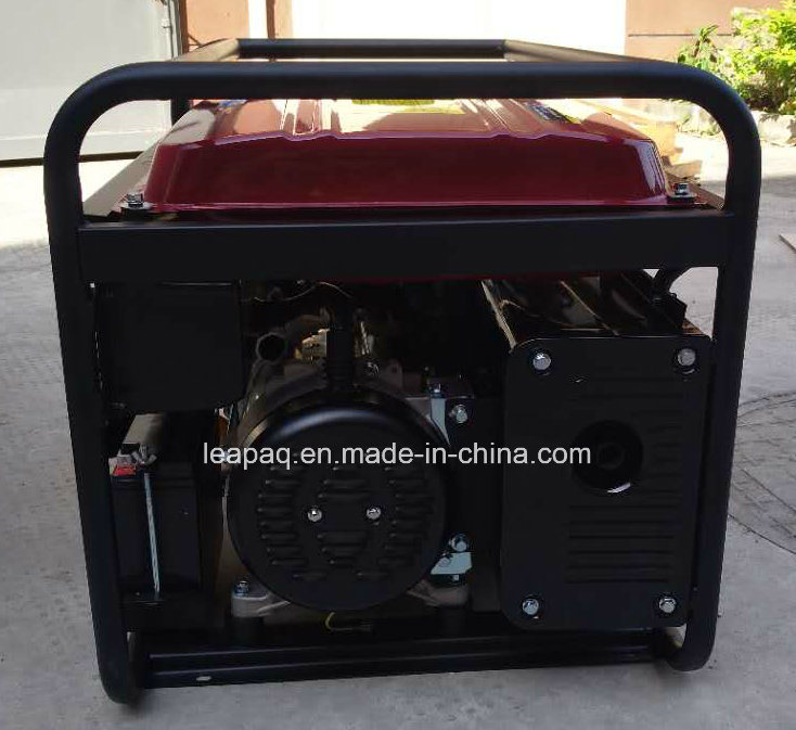 5.0 Kw Electric Start Portable Power Gasoline Generator