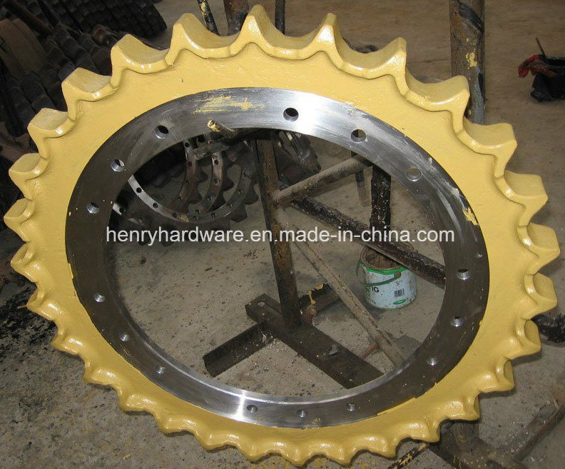 Driving Sprocket, Excavator Driving Sprocket, Excavator Sprocket