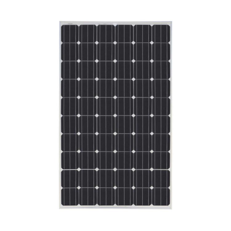 Monocrystalline Solar Batteries for Street Light