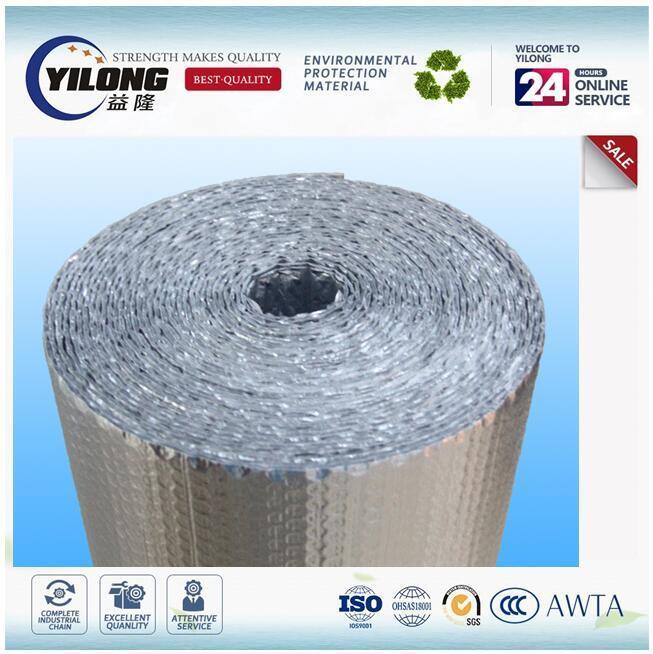 2017 Aluminum Bubble Foil Heat Reflective Insulation