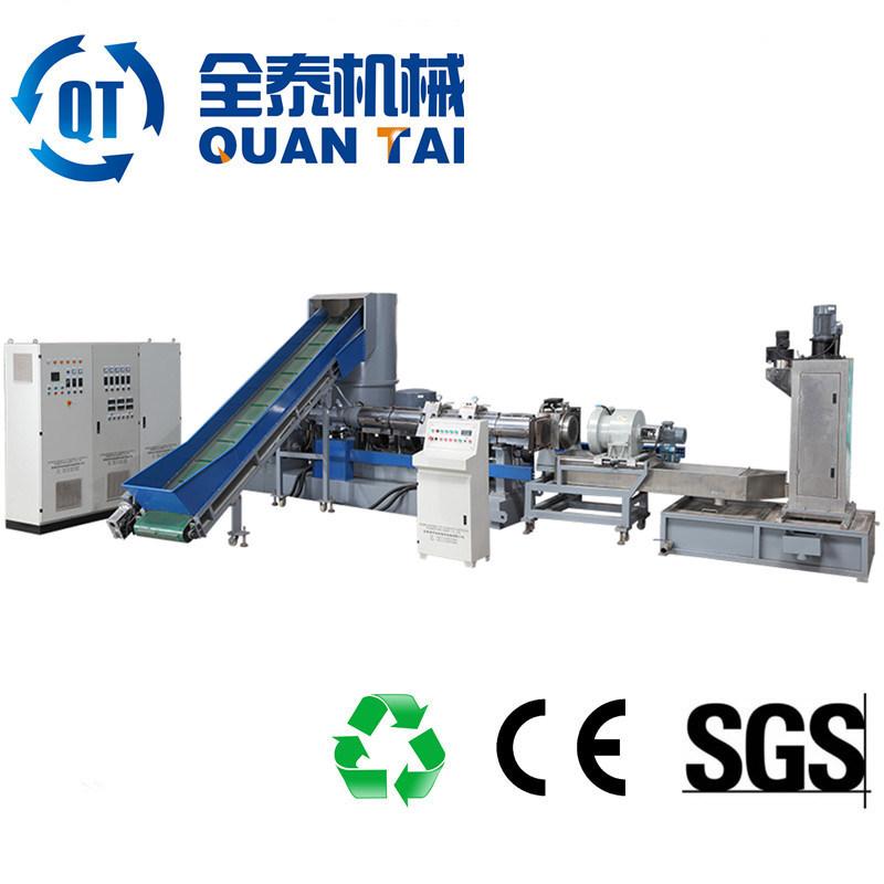 Plastic PE Recycling Pelletizer / Plastic Recycling Machine