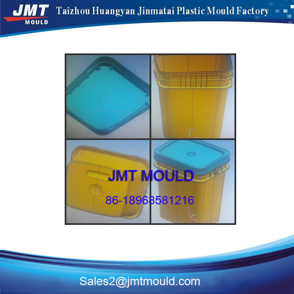 Plastic Square Pail Mould
