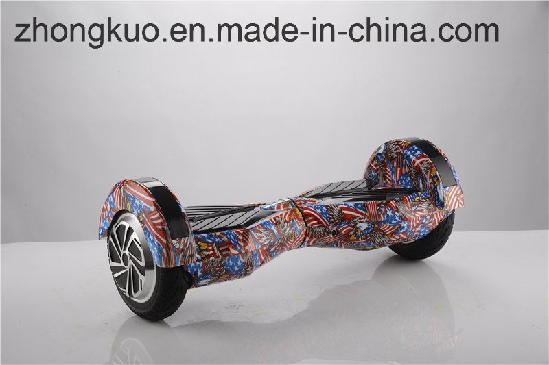 Plastic Great Cover 8 Inches Rambo Style Hoverboard Cheap E-Scooter Good Quality Balance Scooter