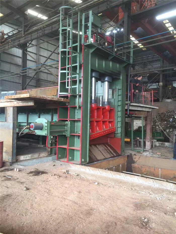 Q91-1000 Heavy Duty Shear Machine