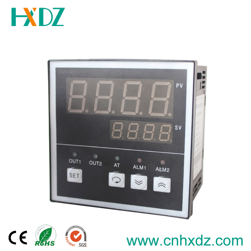High Accuracy Industrial Multi-Function Pid Regulator / LED Display Intelligent Temperature Controller