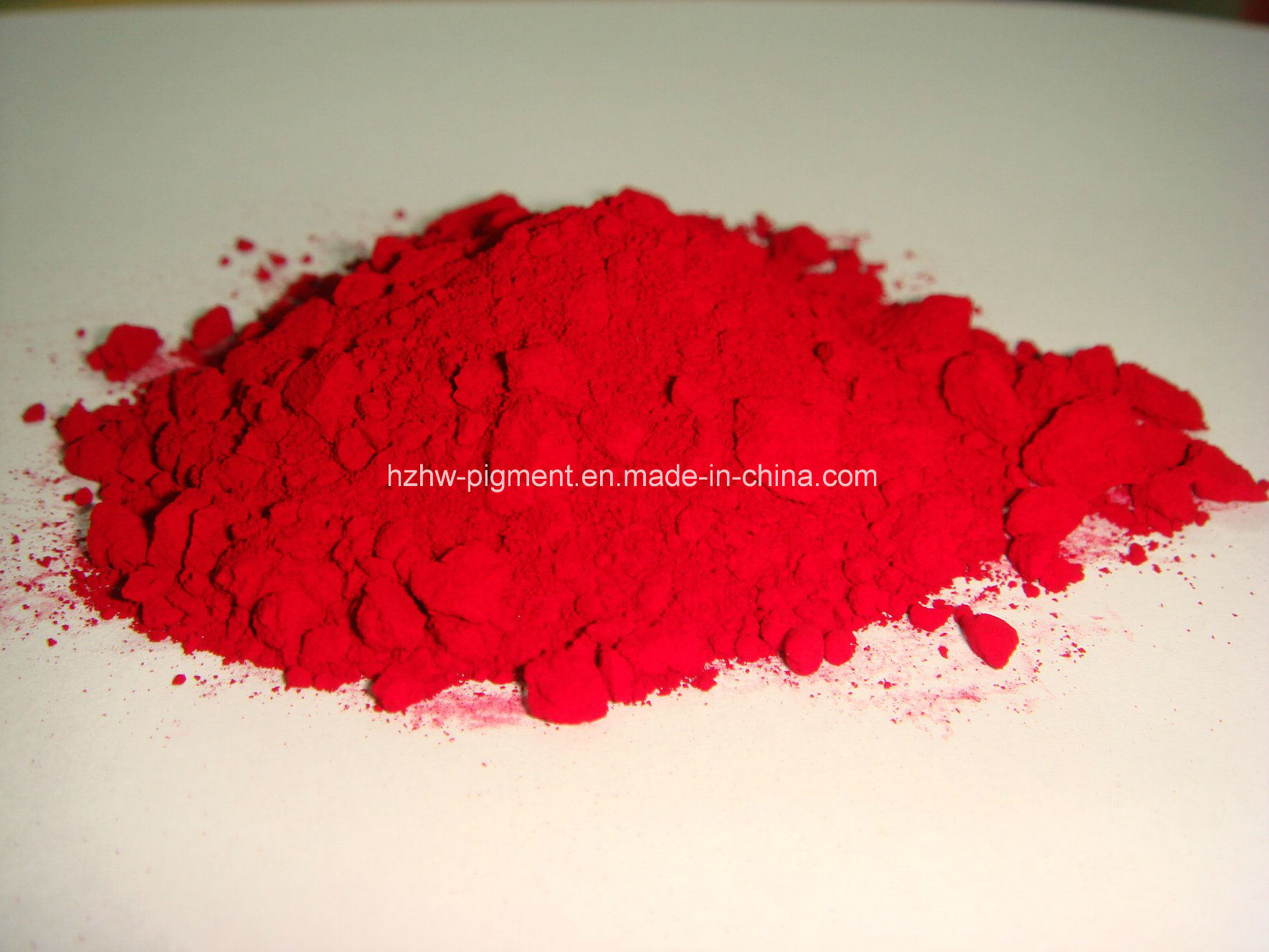 Organic Pigment Brilliant Red (C. I. P. R 22)