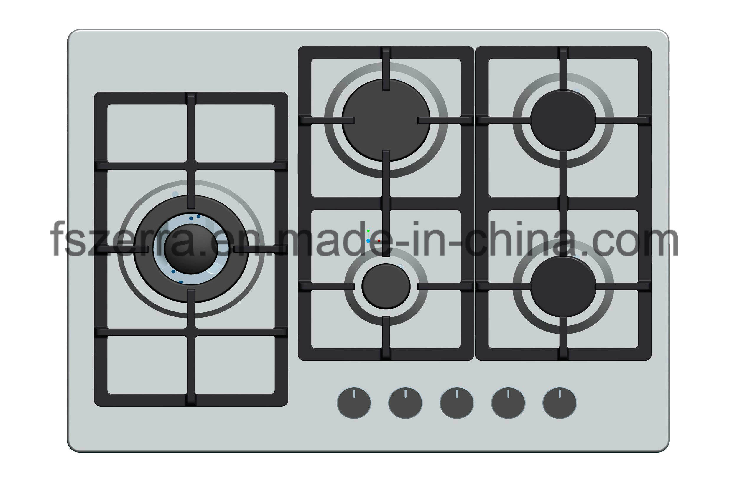 2016 Hot Selling High Quality Gas Cooktop Gas Hob Jzs65006