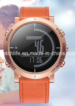 Multifunction Smart Outdoor Sport Men′s Wrist Watch